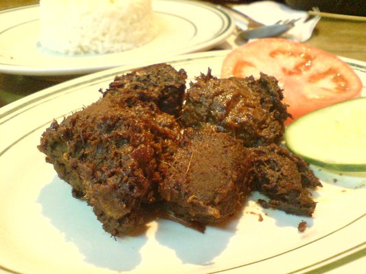 Beef Rendang The Measuring Stick Of Indonesian Suthenticity