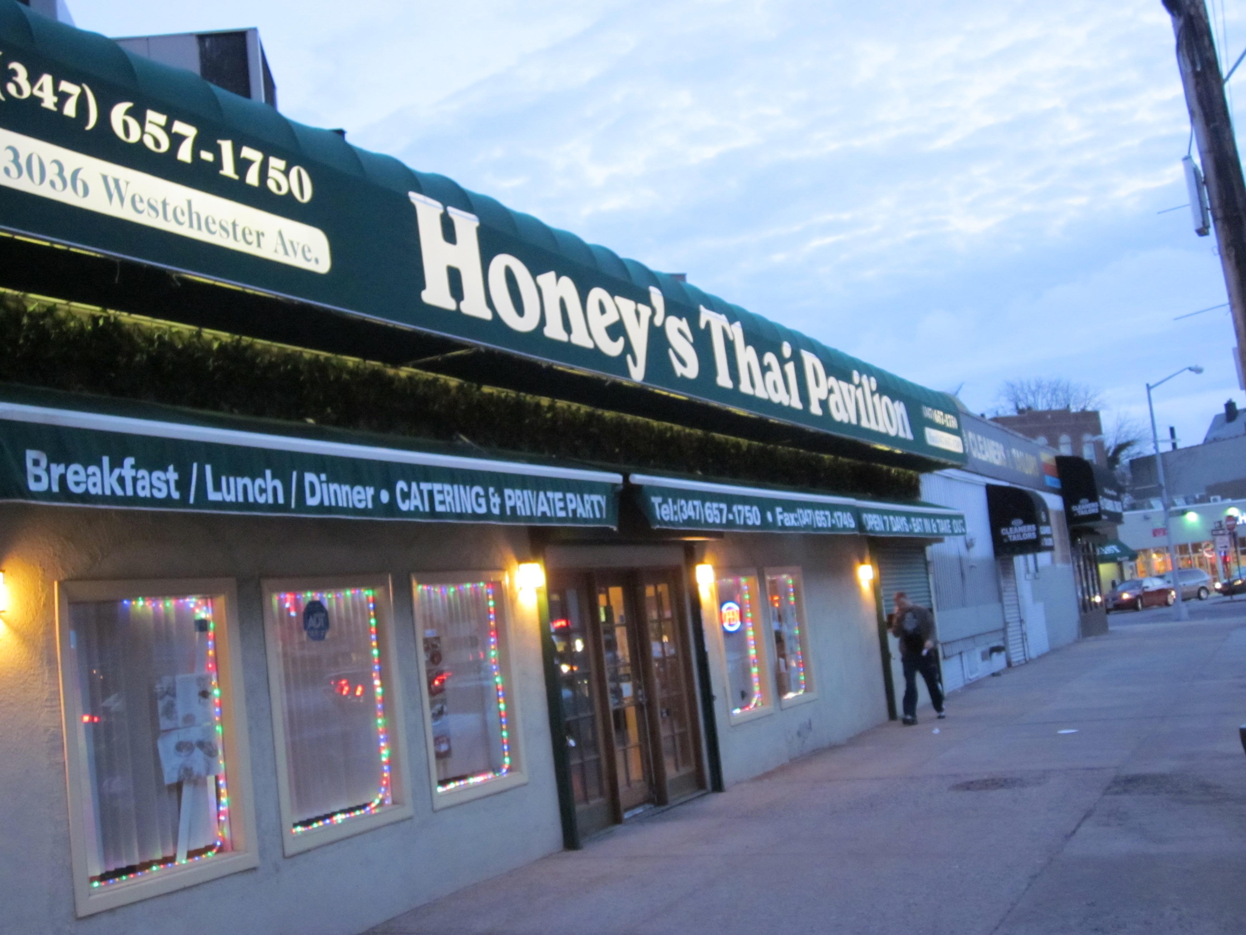 Thai Restaurant On Westchester Avenue The Bronx