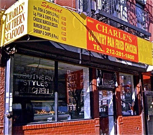 Charles Pan Fried Chicken Harlem New York