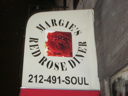 Margie's Red Rose Diner