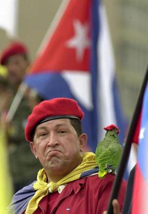 Hugo Chavez: R.I.P
