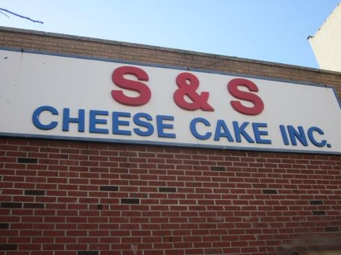 S&S Cheese Cake