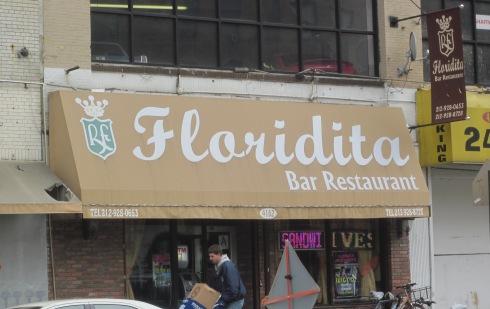 Floridita bar
