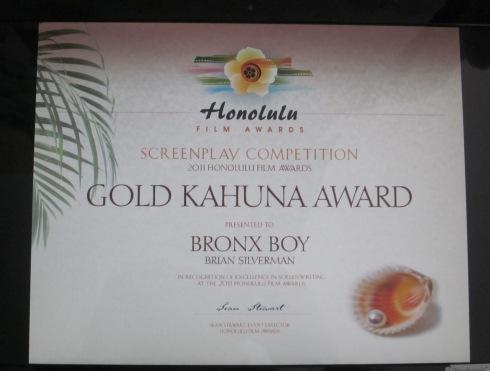 Gold Kahuna