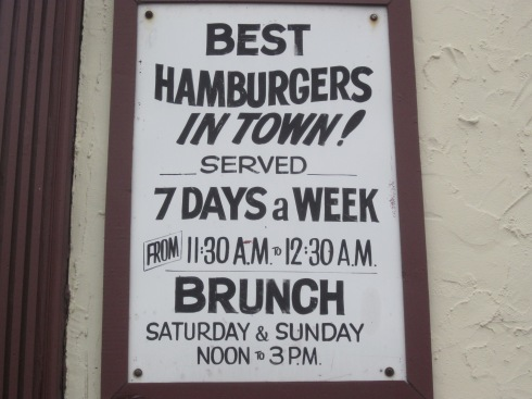 "Not only the best in town, the ""best in the city."""