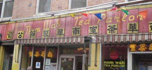 Nom Wah Tea