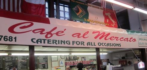 Cafe al Mercato