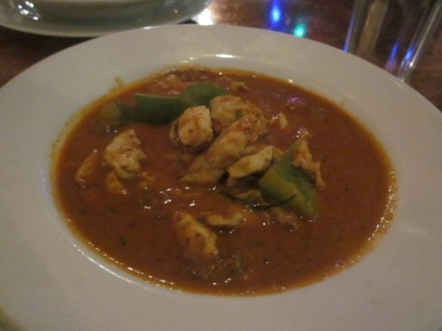 Exotic Penang Curry