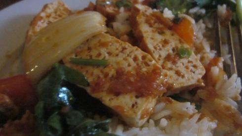 Spicy Dofu