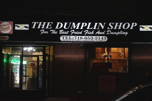The Dumplin Shop