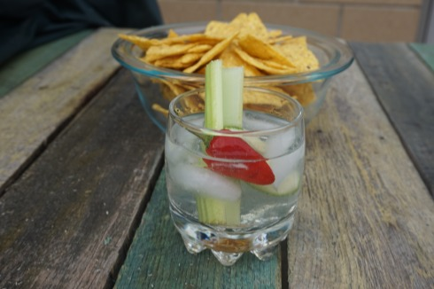 Green Chile Vodka