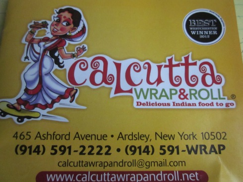 Calcutta Wrap & Roll
